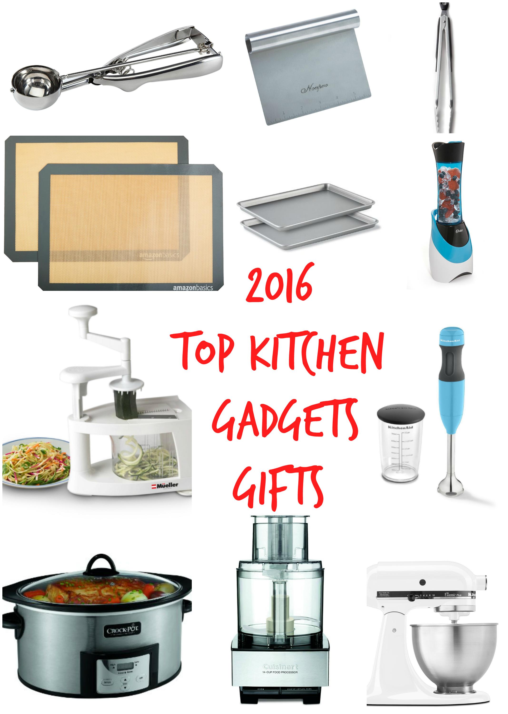 2016 Top Kitchen Gadget Holiday Gifts - Lauren Sharifi ...